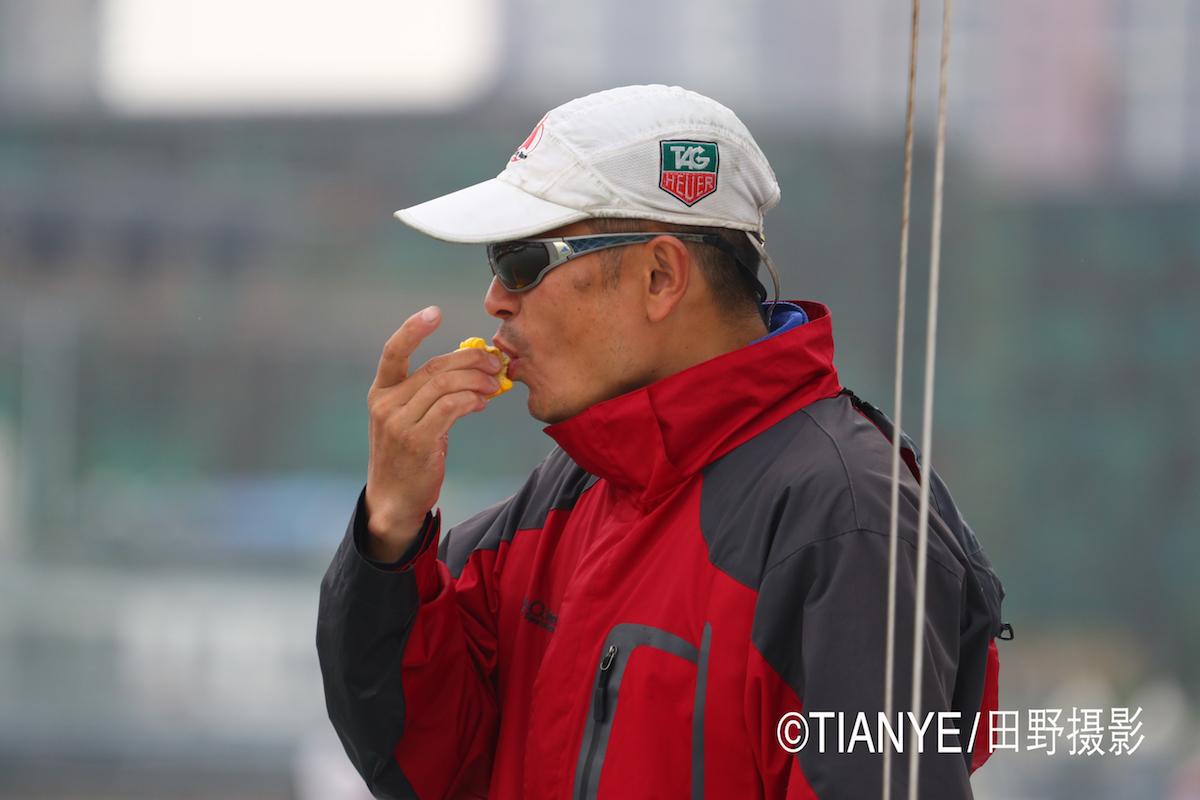 厦门 帆折人不折  厦门俱乐部杯帆船赛如期开赛--田野摄影 AG3I1680副本.JPG