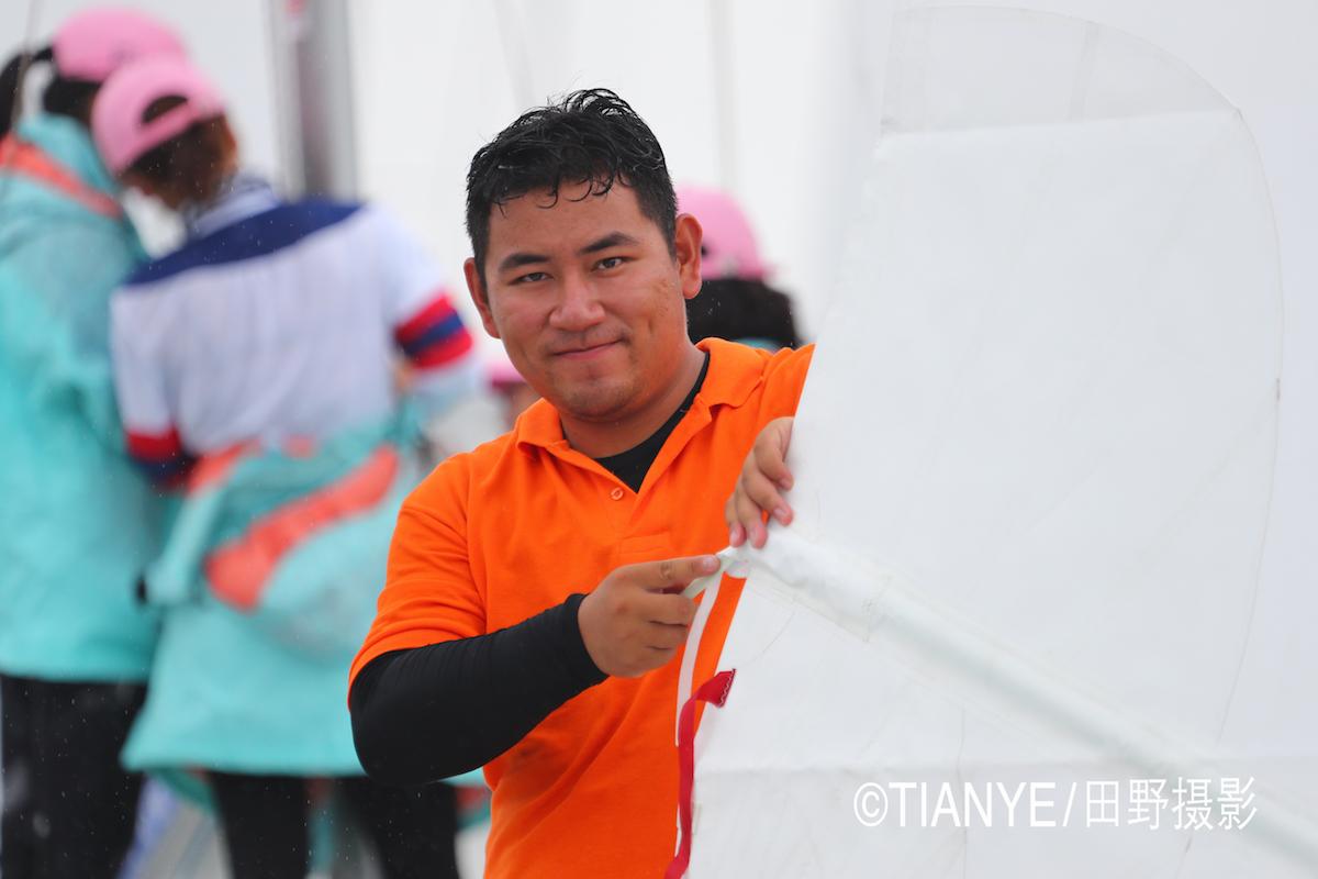 厦门 帆折人不折  厦门俱乐部杯帆船赛如期开赛--田野摄影 AG3I1725副本.JPG