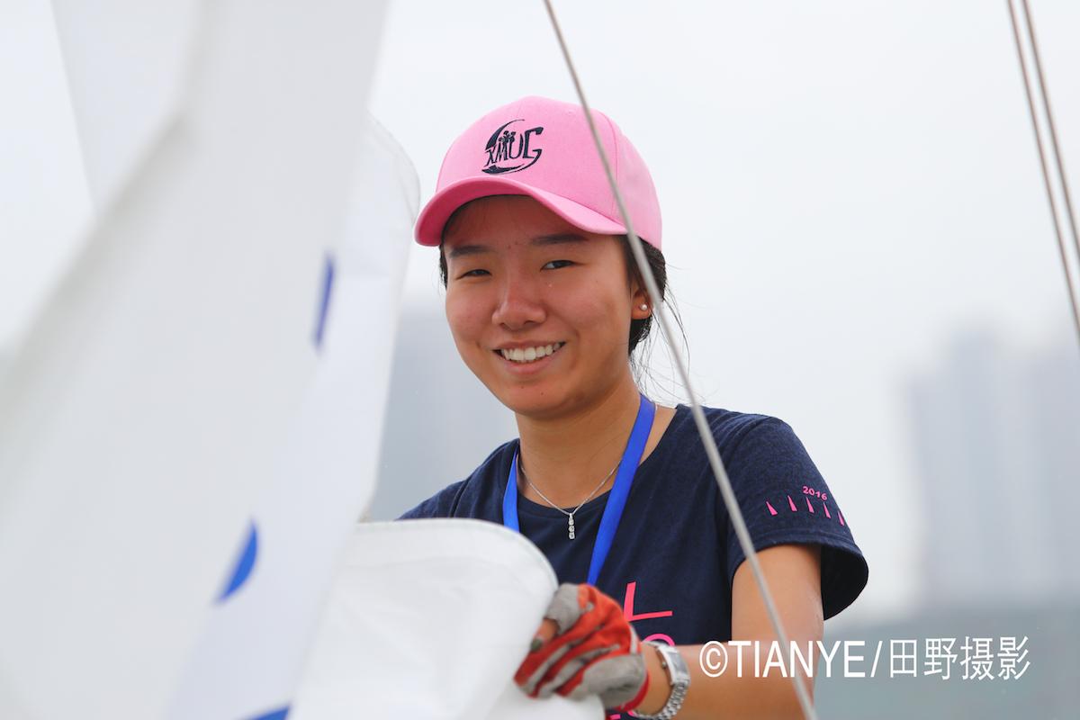 厦门 帆折人不折  厦门俱乐部杯帆船赛如期开赛--田野摄影 AG3I1777副本.JPG