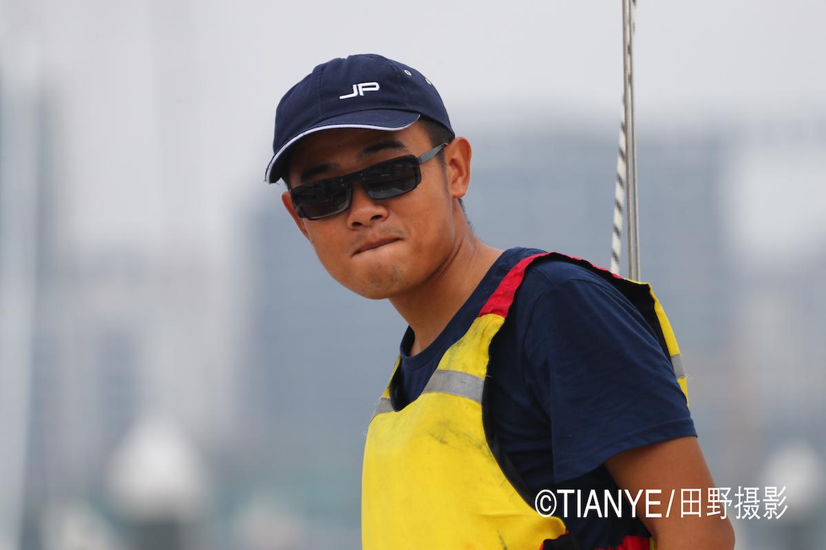 厦门 帆折人不折  厦门俱乐部杯帆船赛如期开赛--田野摄影 AG3I1844副本.JPG