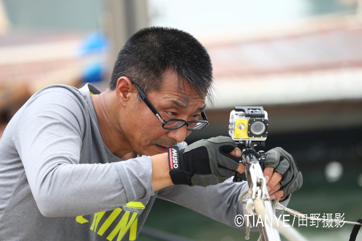 厦门 帆折人不折  厦门俱乐部杯帆船赛如期开赛--田野摄影 AG3I1898副本.JPG