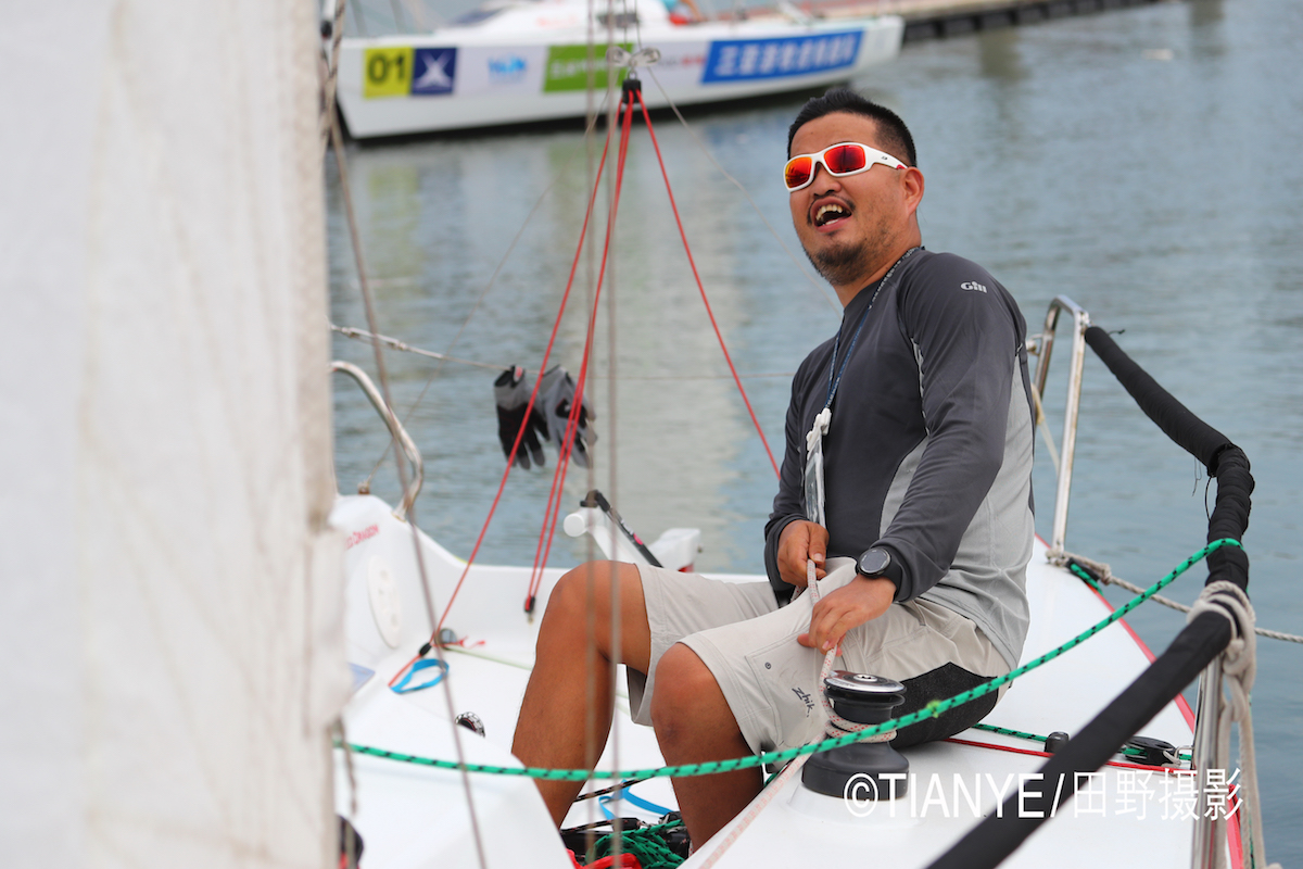 厦门 帆折人不折  厦门俱乐部杯帆船赛如期开赛--田野摄影 AG3I2031副本.JPG