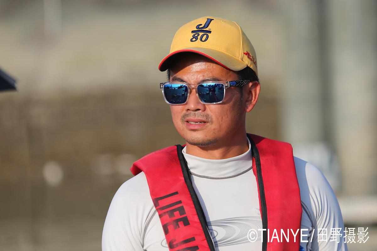 厦门 帆折人不折  厦门俱乐部杯帆船赛如期开赛--田野摄影 E78W3349副本.JPG