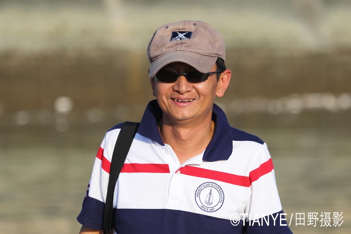 厦门 帆折人不折  厦门俱乐部杯帆船赛如期开赛--田野摄影 E78W3355副本.JPG