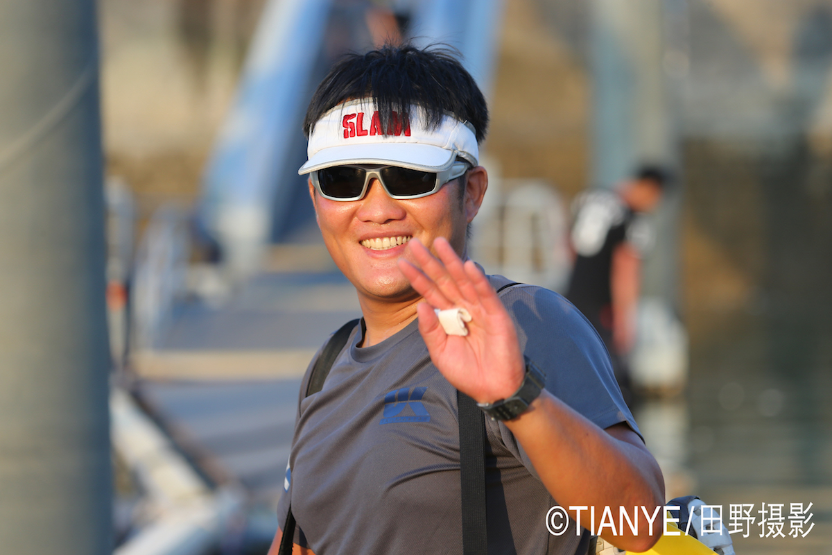 厦门 帆折人不折  厦门俱乐部杯帆船赛如期开赛--田野摄影 E78W3446副本.JPG