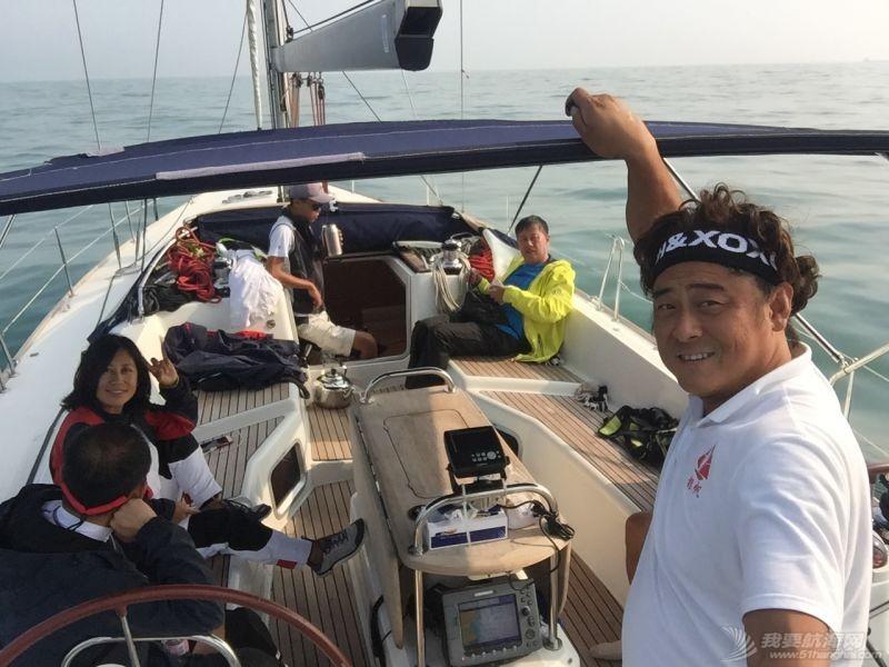人生第一次长航-参加我要去航海-千航帆船队-环渤海拉力赛 mmexport1472879128637.jpg