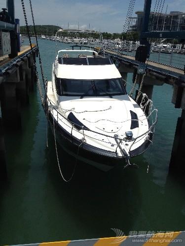 进口50尺游艇折半卖