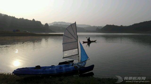 帆船 皮艇加帆冒充帆船diy 20141008083409_543486812e65a.jpg