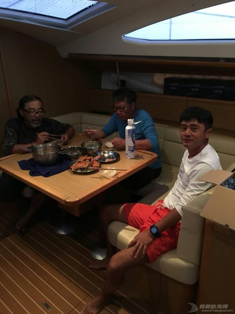长航续集1-环渤海帆船赛后返航:东戴河-青岛380海里 191044a23yiof5v7yy5z1z.jpg