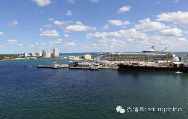 佛罗里达的二大邮轮母港-劳德代尔堡和迈阿密 d2a821242218f965852b4b2d63cce002.jpg