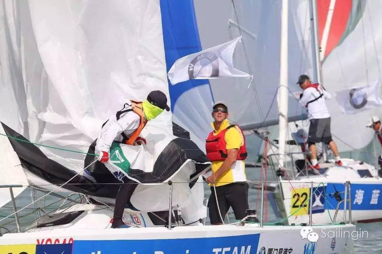 阳光,天气,厦门,工作人员,挑战赛 台风过后,有阳光照进心里,2016中国俱乐部杯帆船挑战赛堪称史上最温暖的帆船赛。 205b3eb73c988cd22f3fb0ecb27c6cc2.jpg