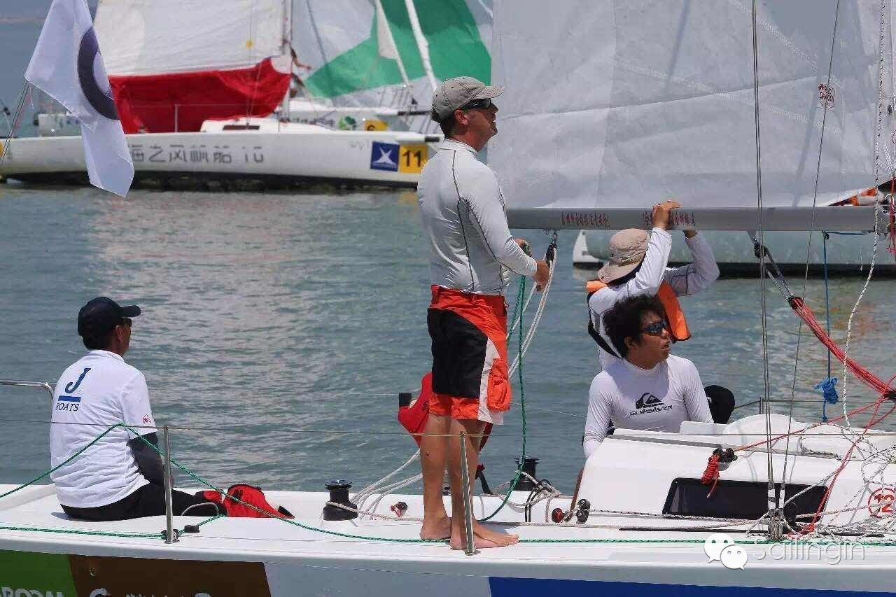 阳光,天气,厦门,工作人员,挑战赛 台风过后,有阳光照进心里,2016中国俱乐部杯帆船挑战赛堪称史上最温暖的帆船赛。 c0544e6e10a7b20eeb7f0ba5102e0357.jpg