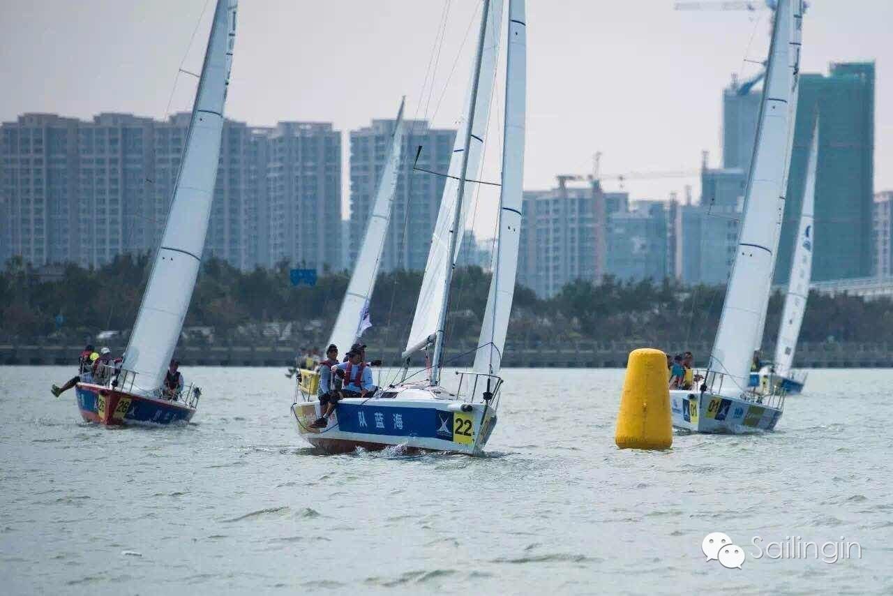 阳光,天气,厦门,工作人员,挑战赛 台风过后,有阳光照进心里,2016中国俱乐部杯帆船挑战赛堪称史上最温暖的帆船赛。 98b1dbcded0d7f015ecba4060982ba82.jpg