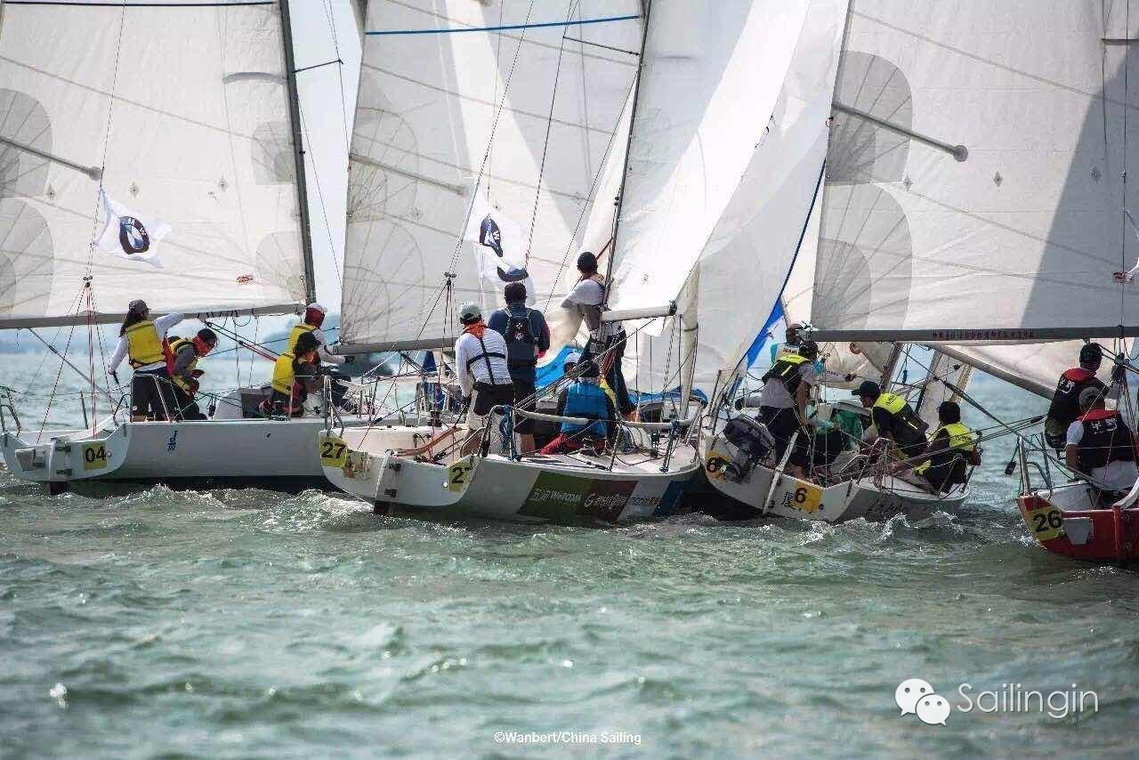 阳光,天气,厦门,工作人员,挑战赛 台风过后,有阳光照进心里,2016中国俱乐部杯帆船挑战赛堪称史上最温暖的帆船赛。 b1ccff243303e5f8fb277ad633ede3e3.jpg