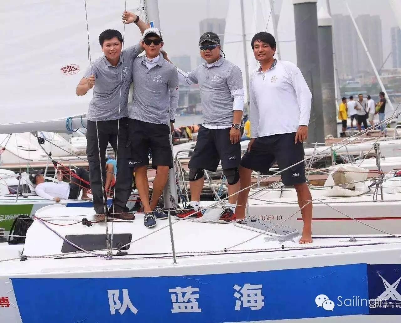 阳光,天气,厦门,工作人员,挑战赛 台风过后,有阳光照进心里,2016中国俱乐部杯帆船挑战赛堪称史上最温暖的帆船赛。 2b4a50924469801a62a5880115a31aca.jpg