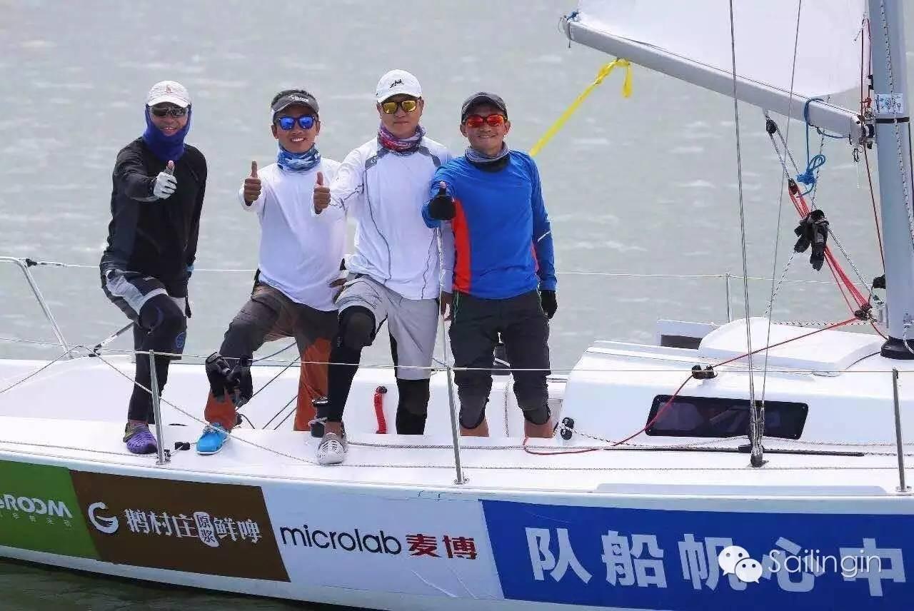 阳光,天气,厦门,工作人员,挑战赛 台风过后,有阳光照进心里,2016中国俱乐部杯帆船挑战赛堪称史上最温暖的帆船赛。 94a38c3ece22d2656cd8f67f2956dbcc.jpg