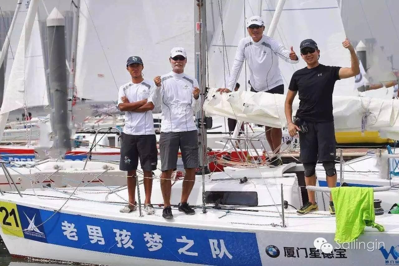 阳光,天气,厦门,工作人员,挑战赛 台风过后,有阳光照进心里,2016中国俱乐部杯帆船挑战赛堪称史上最温暖的帆船赛。 932d3aa717fb5eb9b5ef6e59c994d81e.jpg