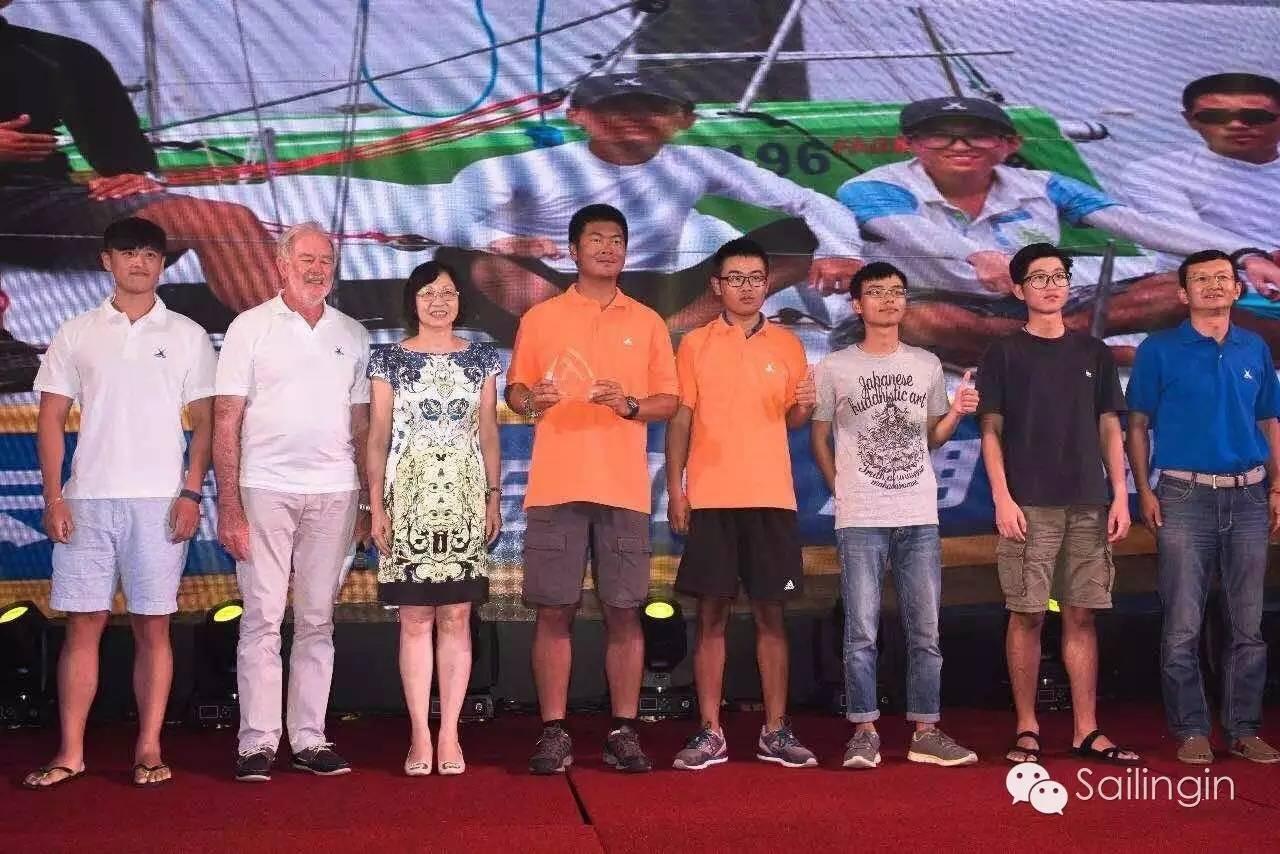 阳光,天气,厦门,工作人员,挑战赛 台风过后,有阳光照进心里,2016中国俱乐部杯帆船挑战赛堪称史上最温暖的帆船赛。 2bbfa294724d559a7018a79ede8c58ed.jpg
