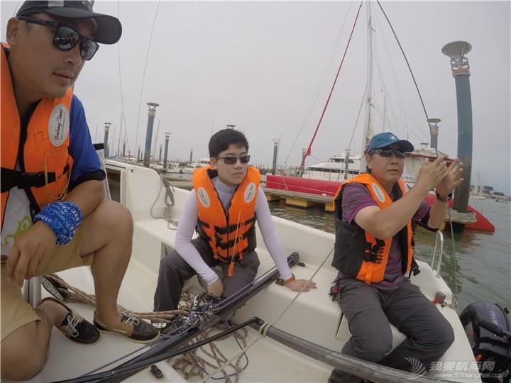 帆船,国际,通州 航海菜鸟长成记之--通州湾第二届国际帆船邀请赛有感! IMG_3485.jpg