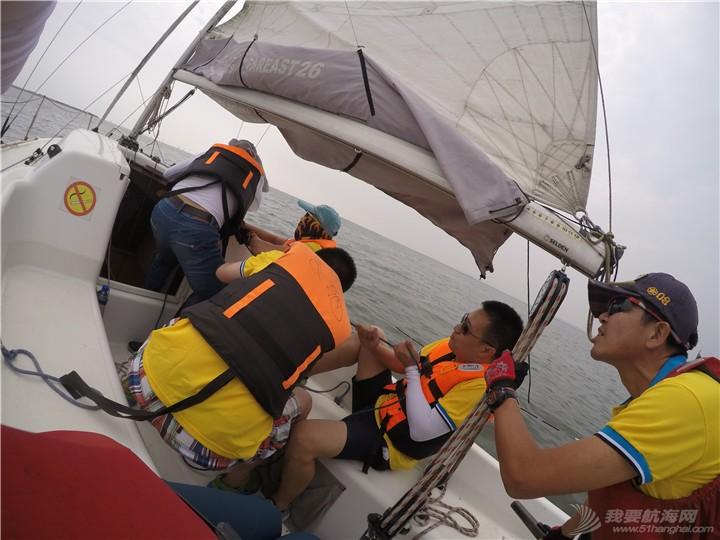 帆船,国际,通州 航海菜鸟长成记之--通州湾第二届国际帆船邀请赛有感! GOPR1527.jpg