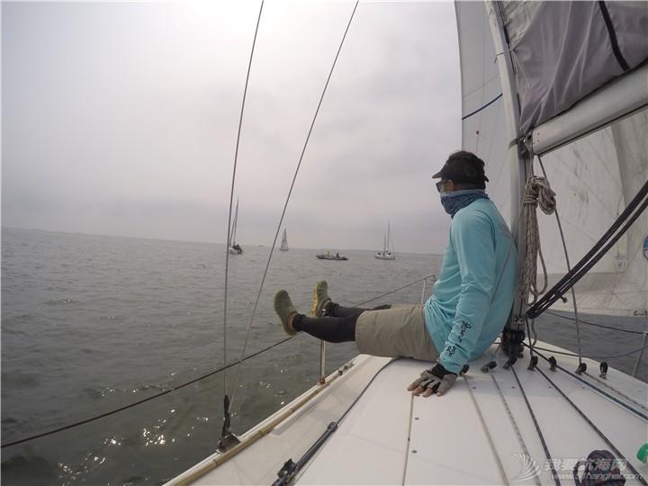帆船,国际,通州 航海菜鸟长成记之--通州湾第二届国际帆船邀请赛有感! GOPR1574.jpg