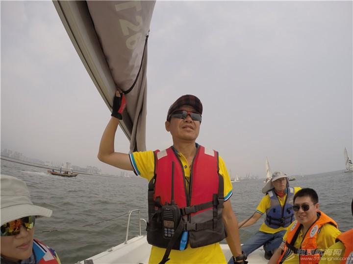 帆船,国际,通州 航海菜鸟长成记之--通州湾第二届国际帆船邀请赛有感! GOPR1582.jpg