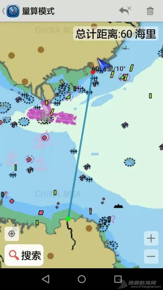 中国,渤海,帆船 中国首次单人单船无停靠无动力驾驶三体帆船穿越渤海 mmexport1473384646399.jpg