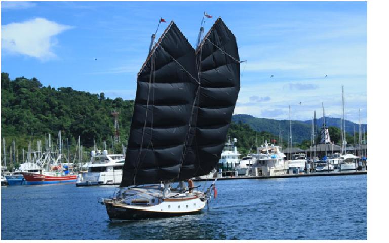 中华文化,旅行社,香港大学,南海诸岛,帆船运动 《中式帆船古为今用》展览,让老邝带你看中式帆船! 63564.png
