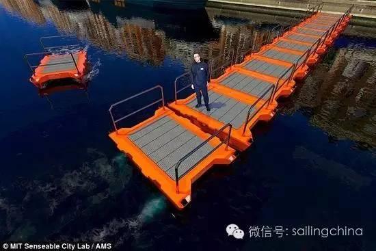 阿姆斯特丹与MIT合力研发无人驾驶游艇 bfe09b8db42d6c23ae2e2d6d564b782f.jpg