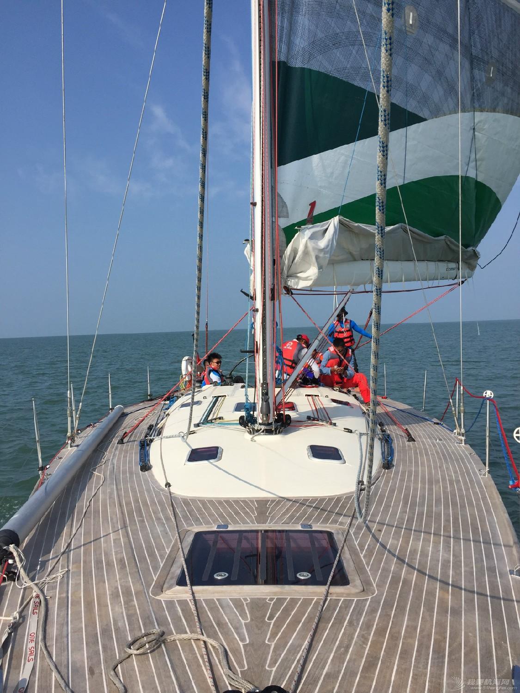 拉力赛,渤海,帆船 记环渤海帆船拉力赛