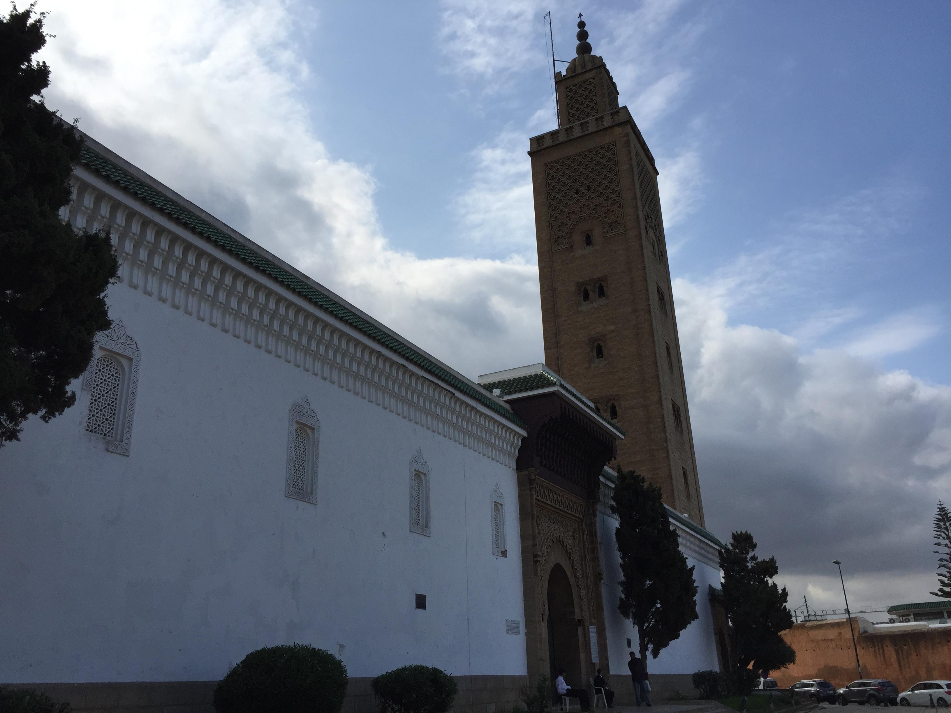 穆斯林国家,摩洛哥,阿拉伯,清真寺,切入点 细数穆斯林建筑,透视摩洛哥生活--《再济沧海》(75)