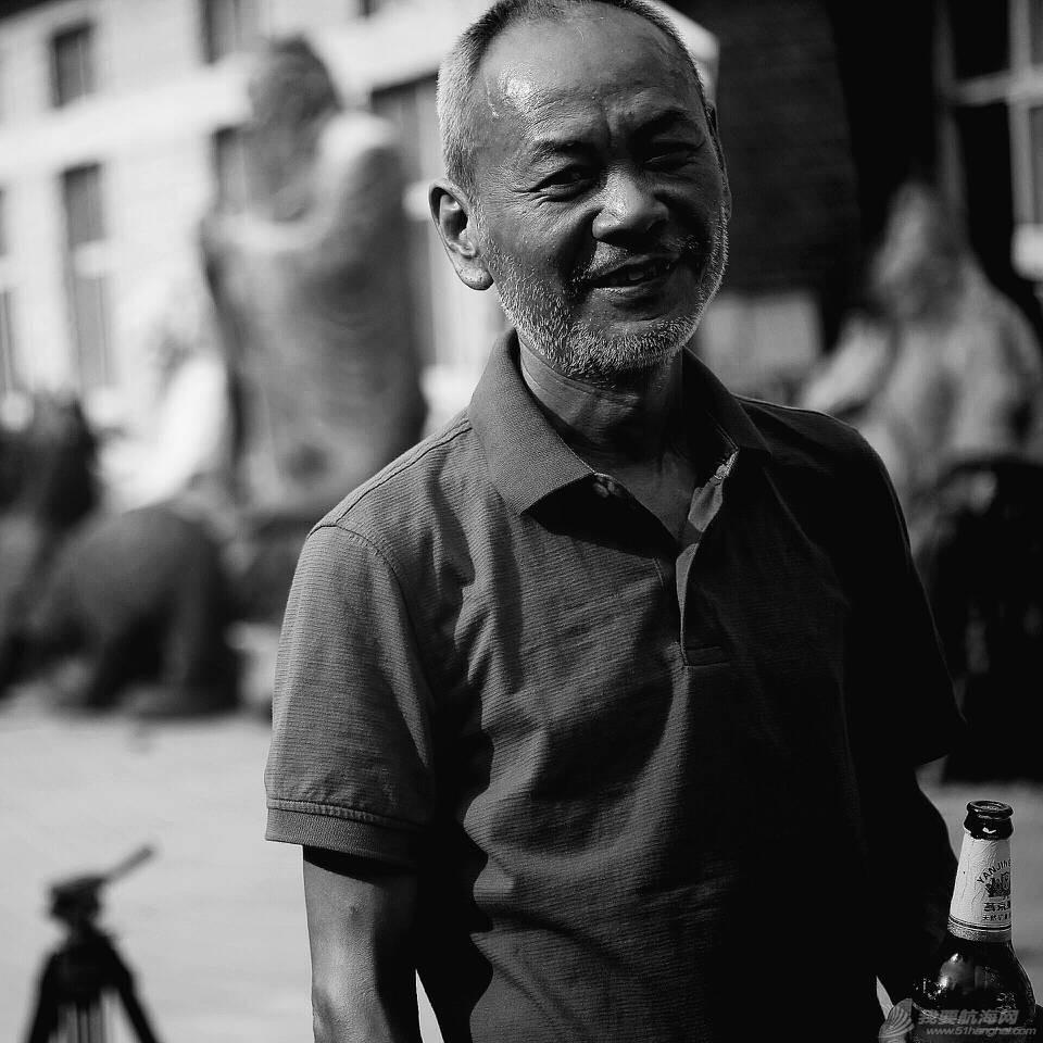 #航海人物影像志#  佟晓舟