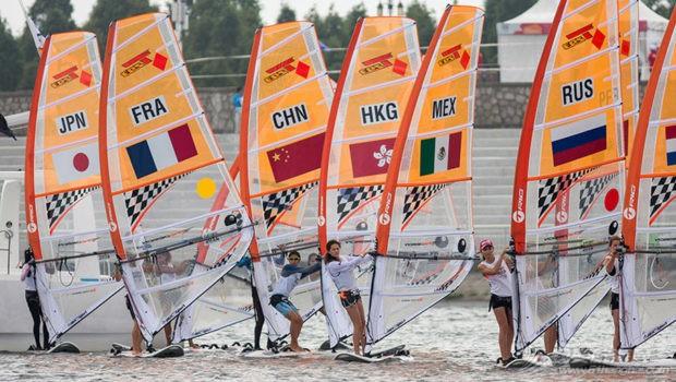 一周风帆世界 Youth