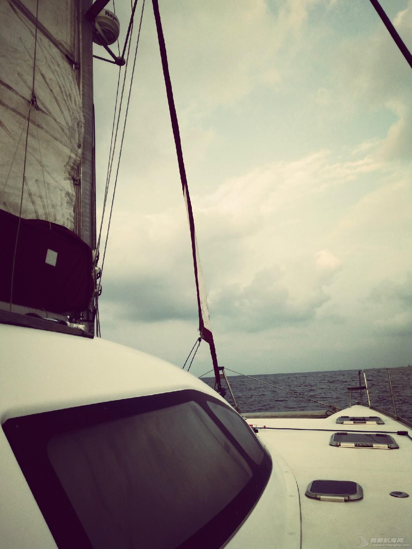 帆船 帆船游玩|十一小长假带你体验不一样的帆船 (双体帆船之旅) IMG20160912173250_鍓湰.jpg