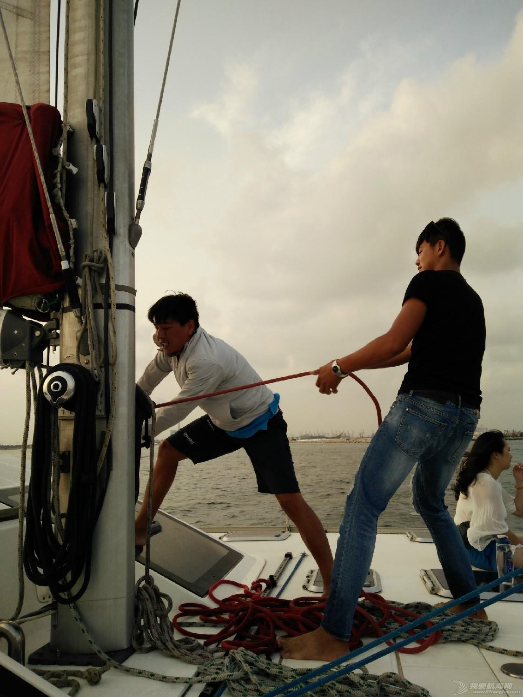 帆船 帆船游玩|十一小长假带你体验不一样的帆船 (双体帆船之旅) IMG20160912172414.jpg