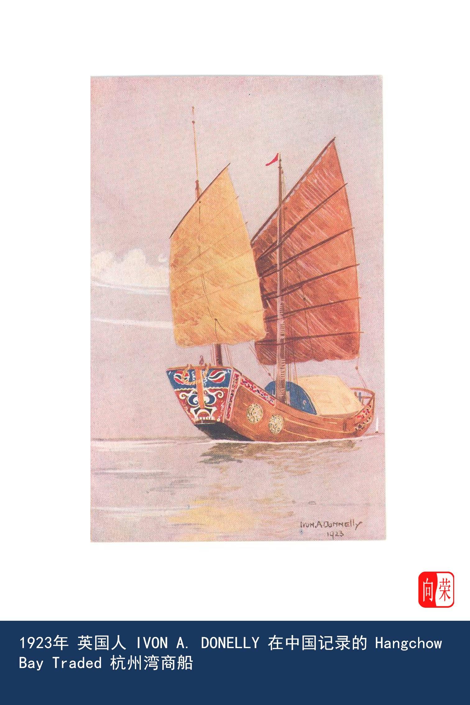 中华文化,旅行社,香港大学,南海诸岛,帆船运动 《中式帆船古为今用》展览,让老邝带你看中式帆船! Slide9.JPG