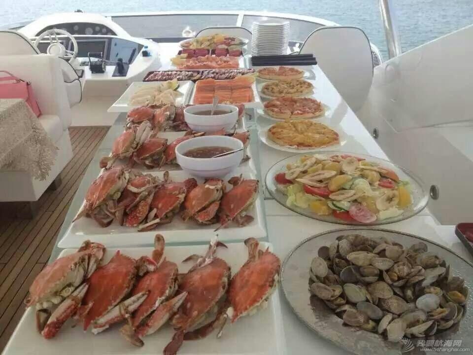 帆船,海鲜 双体帆船之旅|海上吃海鲜大餐之旅 mmexport1474767539056.jpg