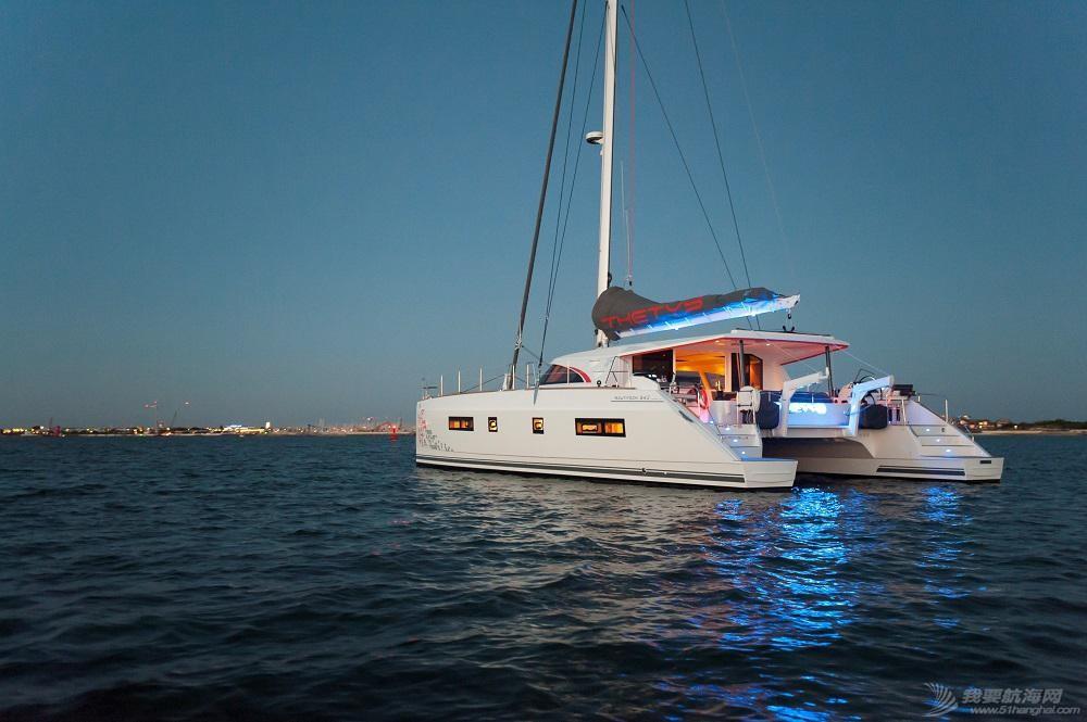 帆船,海鲜 双体帆船之旅|海上吃海鲜大餐之旅 nautitech47灏哄弻浣撳竼鑸