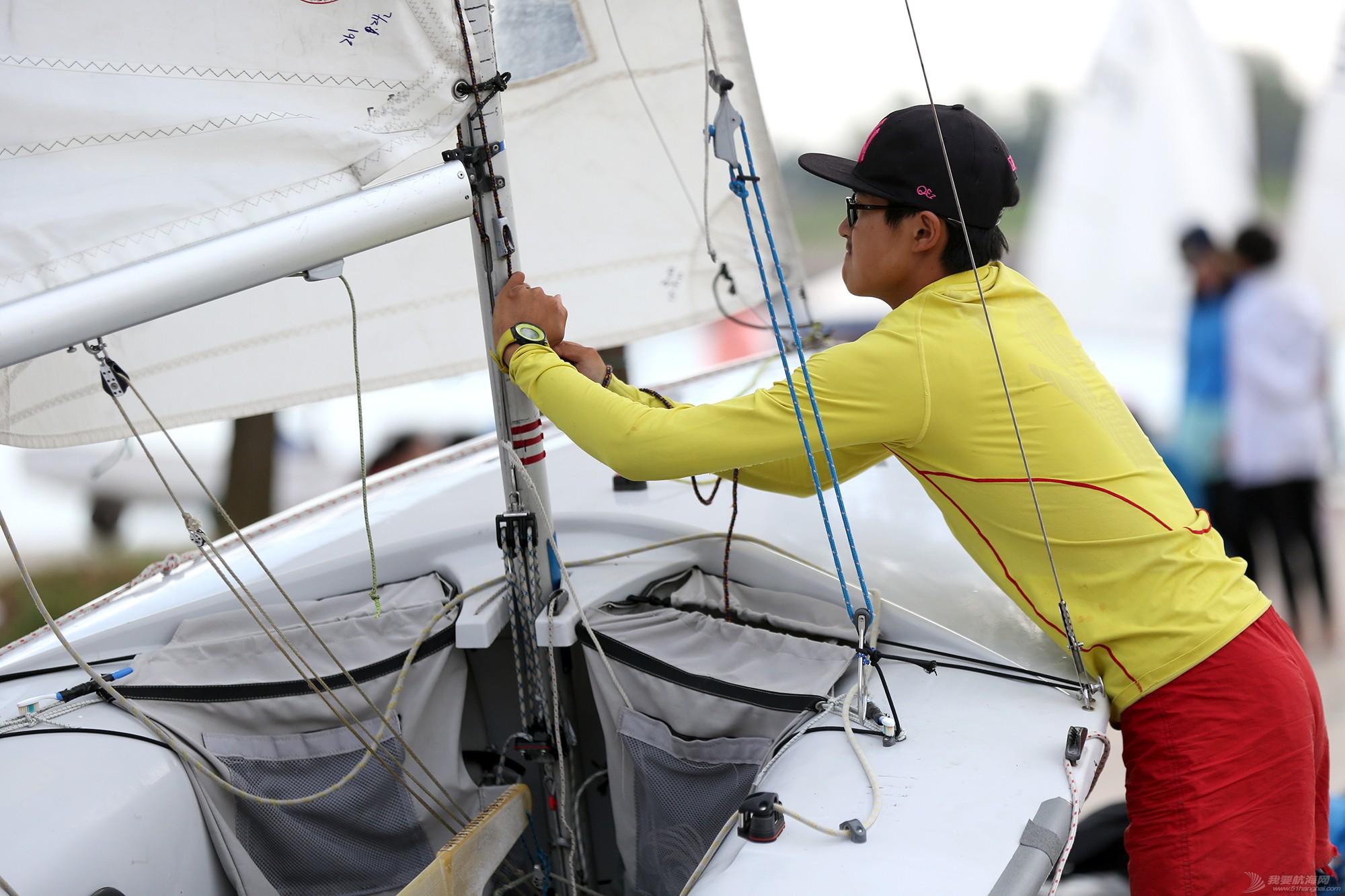 山东省,冠军赛,帆板,帆船 忙碌的赛前准备——山东省帆船帆板冠军赛花絮 5V8A9417.JPG