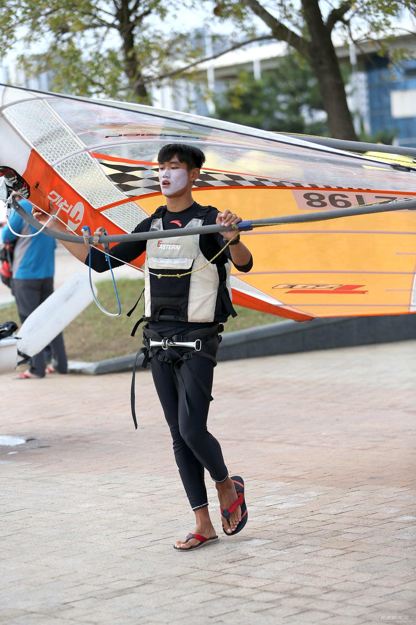 山东省,冠军赛,帆板,帆船 忙碌的赛前准备——山东省帆船帆板冠军赛花絮 5V8A9606.JPG
