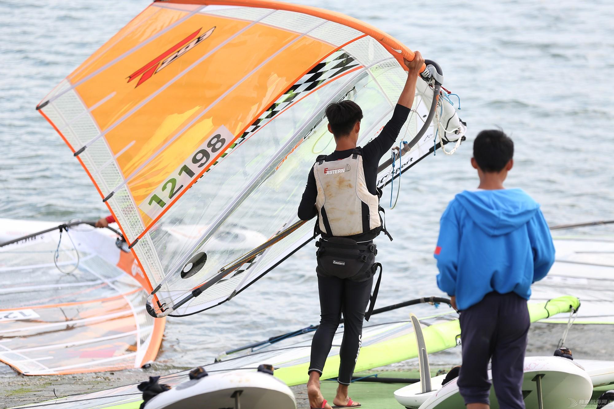 山东省,冠军赛,帆板,帆船 忙碌的赛前准备——山东省帆船帆板冠军赛花絮 5V8A9621.JPG