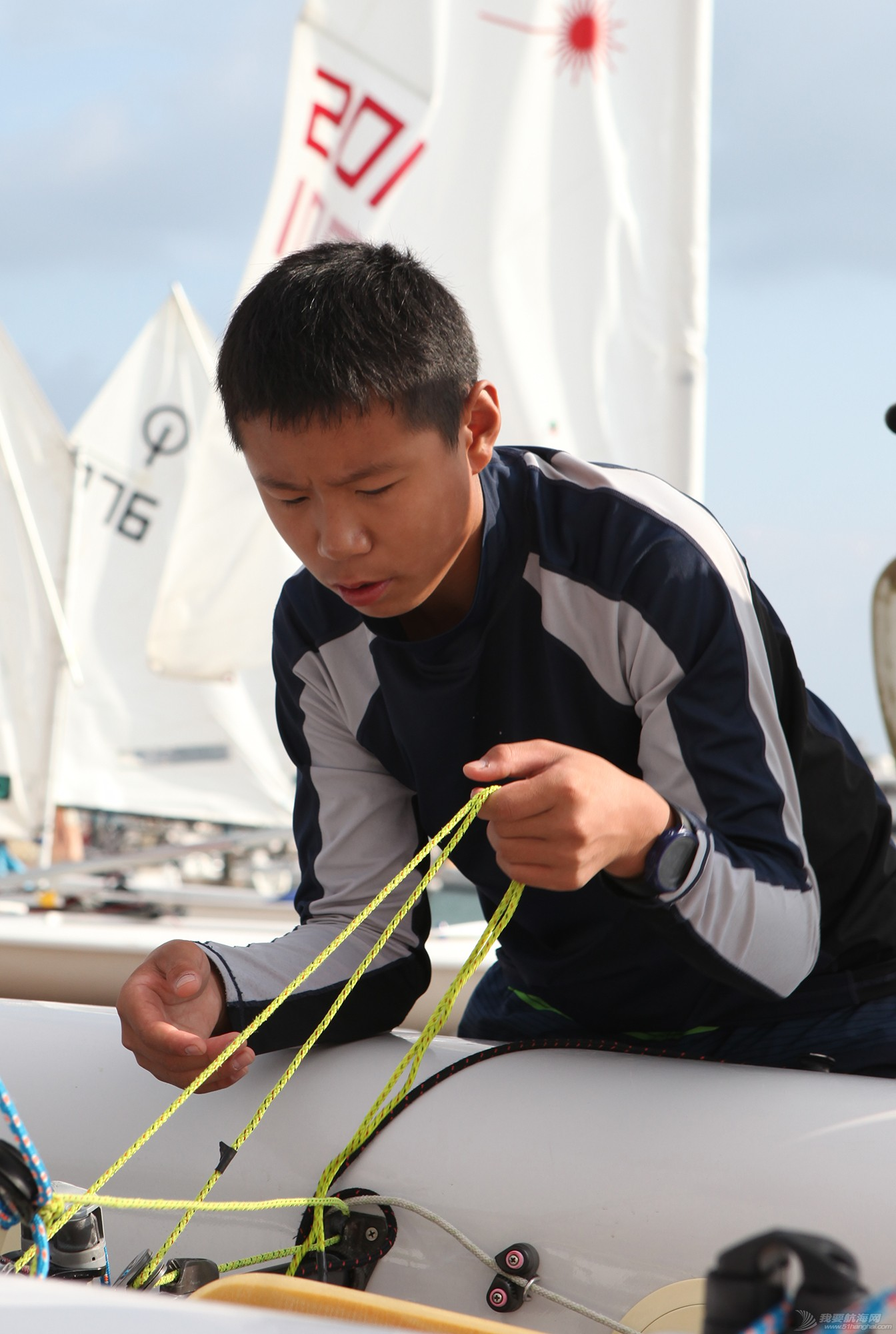 山东省,冠军赛,帆板,帆船 忙碌的赛前准备——山东省帆船帆板冠军赛花絮 IMG_7252.JPG