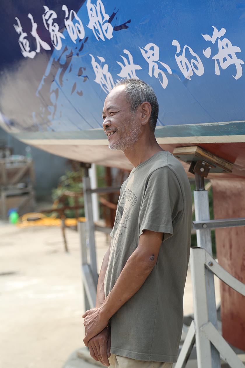 帆船,北京通州,纯手工,爱好者,中国 纯手工DIY帆船GR-750正式由佟晓舟老师在北京果村建筑完成 5V8A9139.jpg