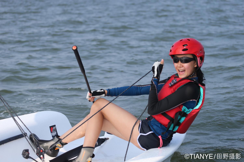 航海跟着孩子学快乐--田野摄影