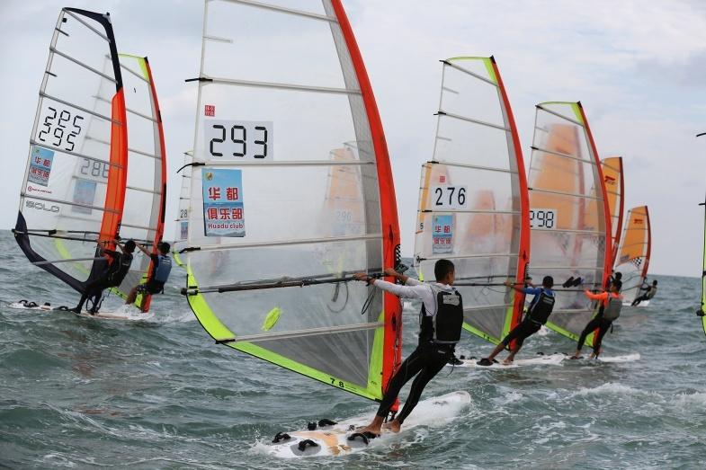 山东省,冠军赛,帆板,帆船 2016年山东省帆船帆板冠军赛精彩视频集锦