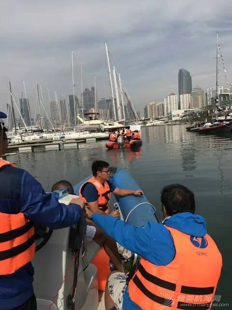"""千航为您的孩子起航——千航帆船俱乐部取得""""青少年帆船培训教练员""""的资质 121033rnn7hvg4avno4vnz.jpg"""