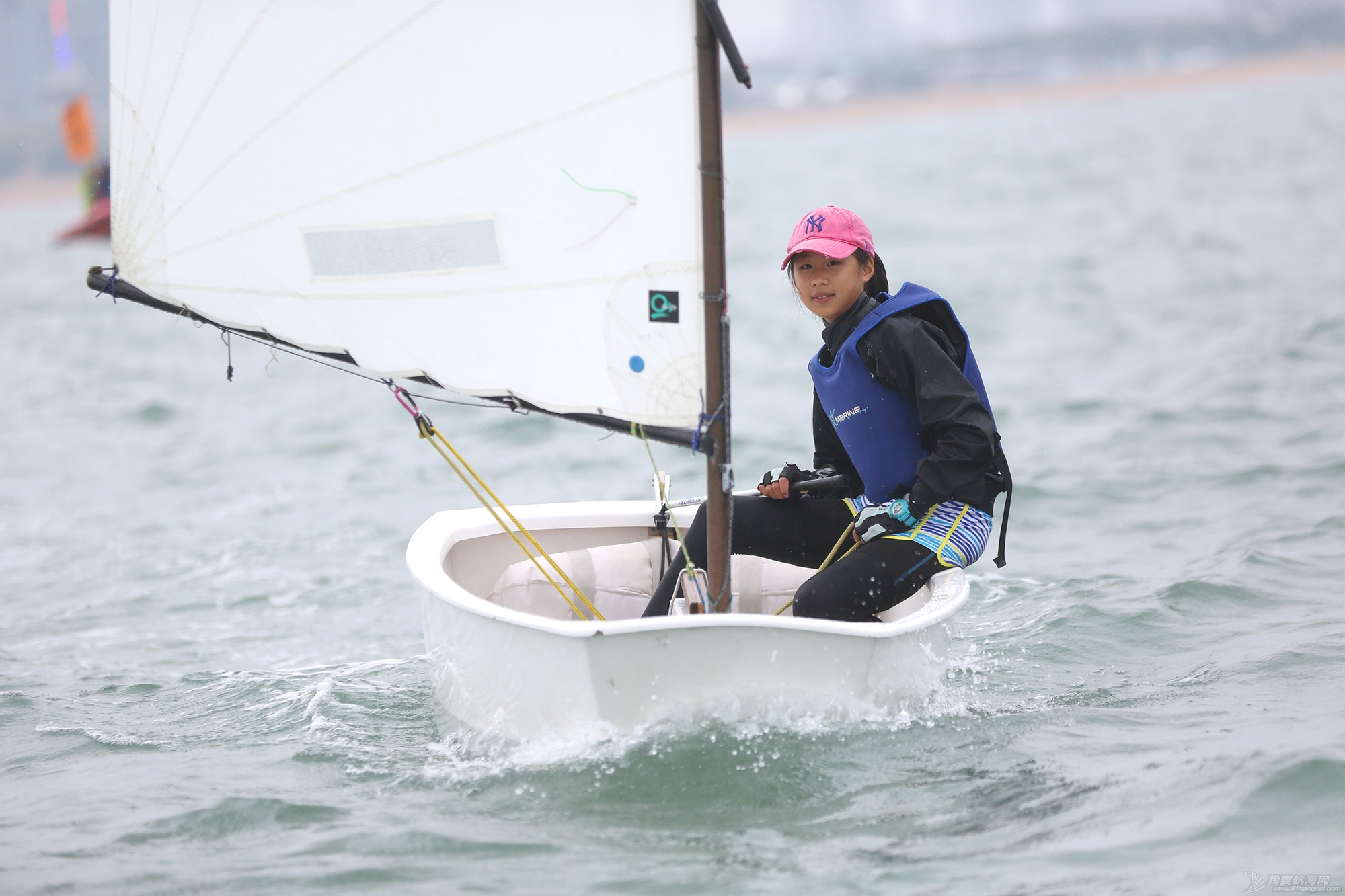 山东省,运动员,冠军赛,天气,帆板 风生水起,怎奈个个都是浪里白条——山东省帆船帆板冠军赛第二天赛况 5V8A2621副本.jpg