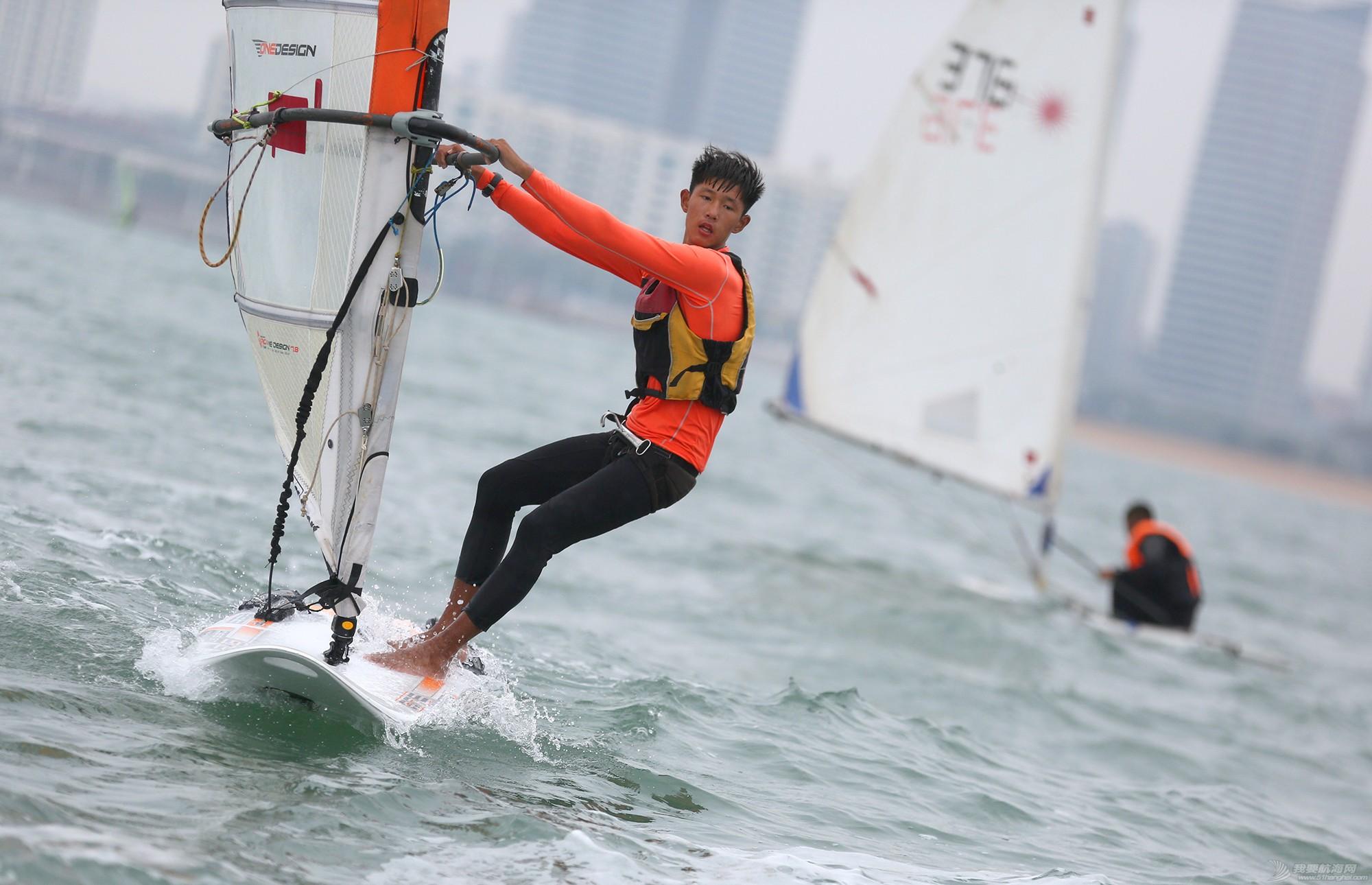 山东省,运动员,冠军赛,天气,帆板 风生水起,怎奈个个都是浪里白条——山东省帆船帆板冠军赛第二天赛况 5V8A2915副本.jpg