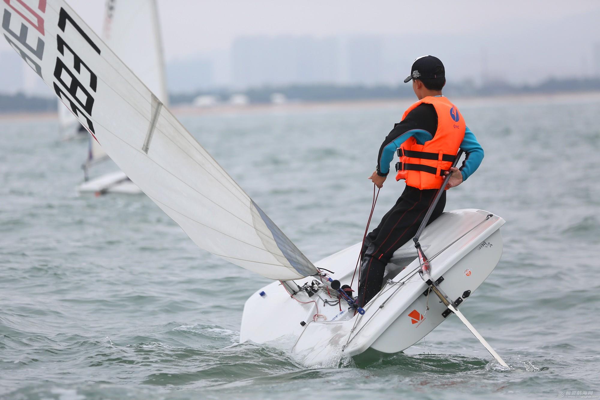 山东省,运动员,冠军赛,天气,帆板 风生水起,怎奈个个都是浪里白条——山东省帆船帆板冠军赛第二天赛况 5V8A3072副本.jpg