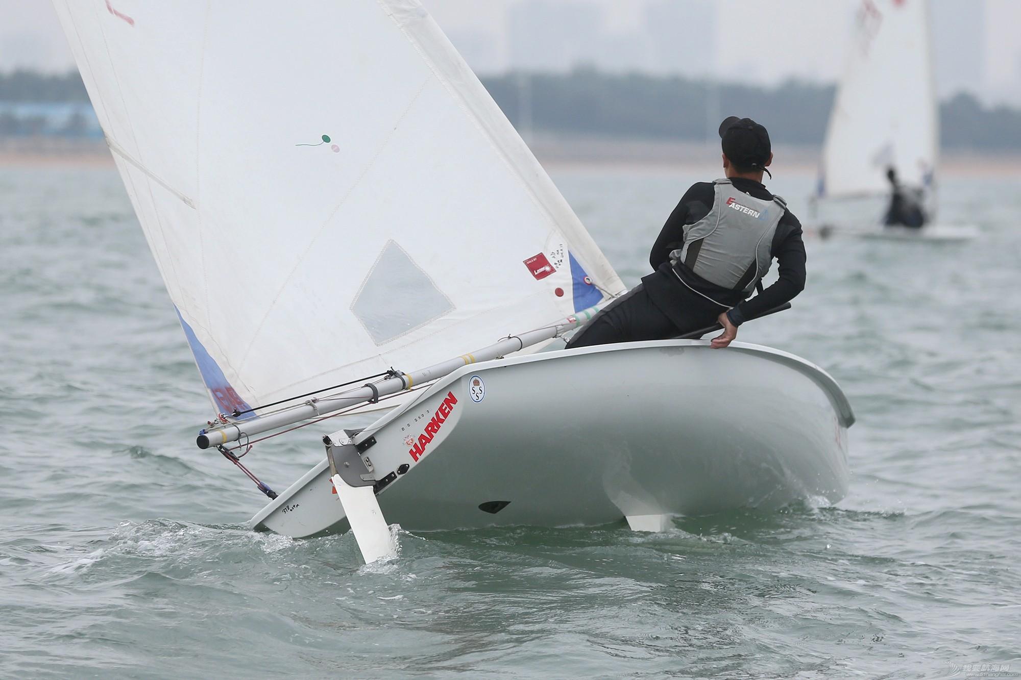 山东省,运动员,冠军赛,天气,帆板 风生水起,怎奈个个都是浪里白条——山东省帆船帆板冠军赛第二天赛况 5V8A3067副本.jpg